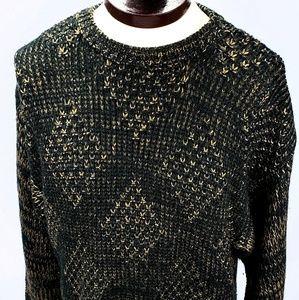 Mens K.Cosa By Gabrielle Crewneck Sweater
